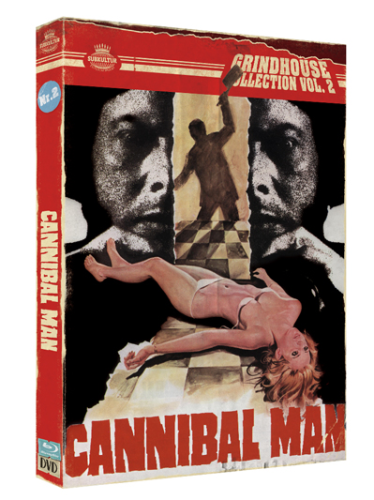 Grindhouse Collection Nr.2: Cannibal Man