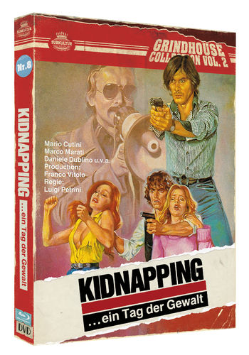 Grindhouse Collection Nr.8: Kidnapping  Cover B