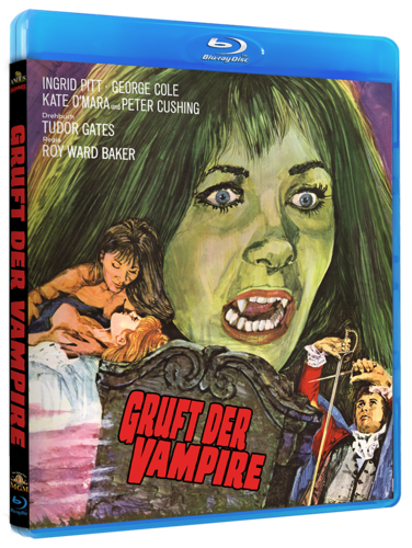 Gruft der Vampire -BLU RAY-