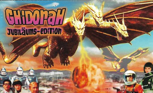 Ghidorah Jubiläums Edition