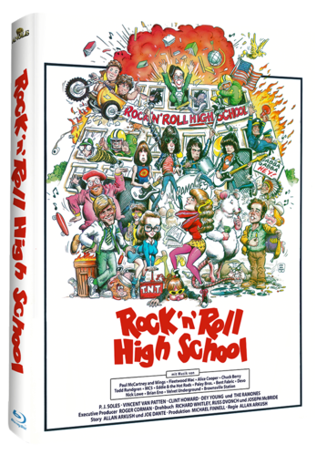 Rockn Roll High School  MEDIABOOK