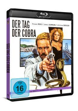 Der Tag der Cobra  -BLU RAY-