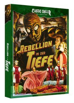 Rebellion in der Tiefe  DVD/BLU RAY