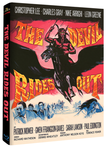 Devil rides Out  MEDIABOOK Cover A
