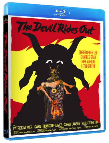 Devil rides Out  -BLU RAY-