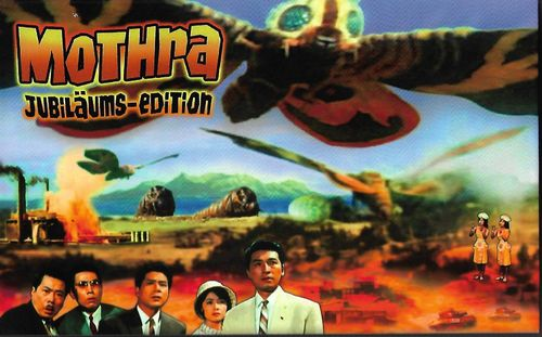 Mothra Jubiläums Edition