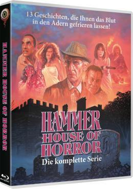 Hammer House of Horror  Die komplette Serie [3-Disc-Set] - Blu-Ray