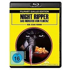 Night Ripper Monster von Florenz  -BLU RAY-